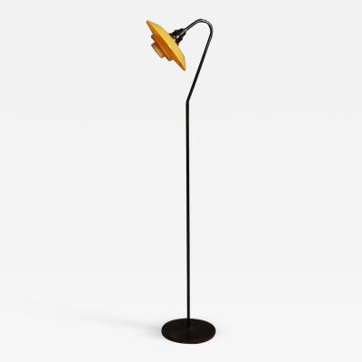 Poul Henningsen Poul Henningsen PH 3 2 Rare Floor Lamp 1930s