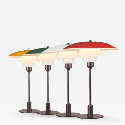 Poul Henningsen Poul Henningsen PH 3 2 Table Lamps for Louis Poulsen