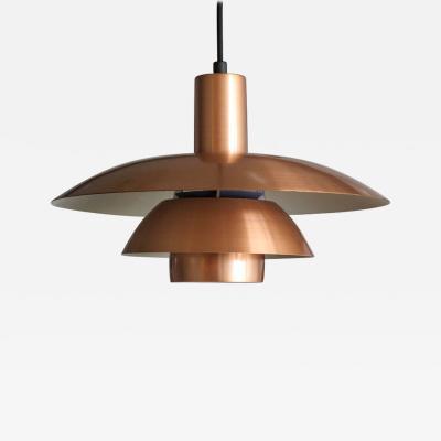 Poul Henningsen Poul Henningsen PH 4 4 Copper Pendant