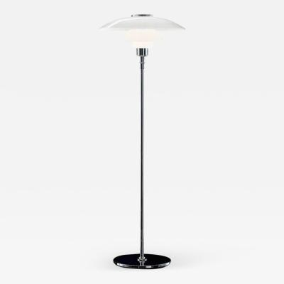 Poul Henningsen Poul Henningsen PH 4 5 3 5 Glass Floor Lamp for Louis Poulsen