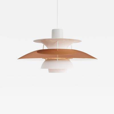 Poul Henningsen Poul Henningsen PH 5 Copper Pendant for Louis Poulsen