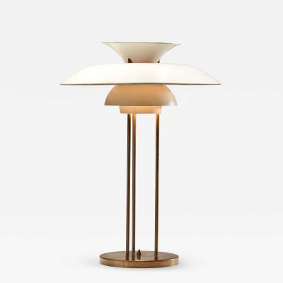 Poul Henningsen Poul Henningsen PH 5 Table Lamp for Louis Poulsen Denmark 1958