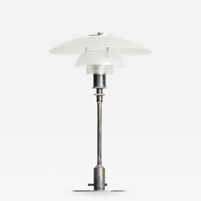 Poul Henningsen Table Lamp Model PH 3 2 Produced by Louis Poulsen