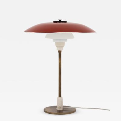 Poul Henningsen Table lamp in brass