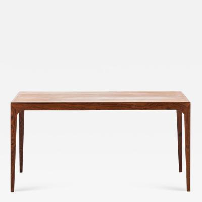 Poul Hundevad Dining Work Table Produced by Poul Hundevad Co