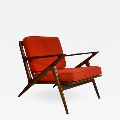 Poul Jensen Poul Jensen Z Lounge Chair for Selig