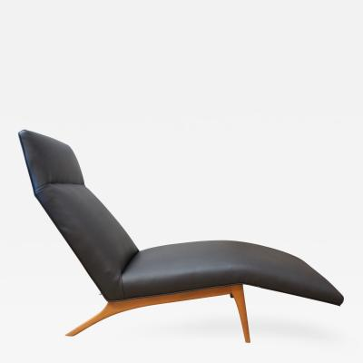 Poul Jensen Rare Danish Lounge Chair by Poul Jensen for Selig