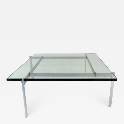 Poul Kj rholm Coffee Table PK61 by Poul Kjaerholm for E Kold Christensen