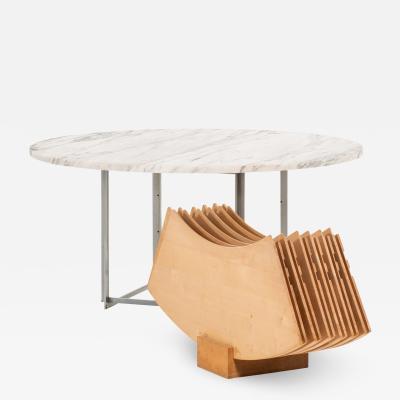 Poul Kj rholm Kjaerholm Dining Table Model PK 54 Produced by E Kold Christensen