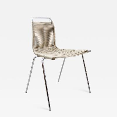 Poul Kj rholm PK 1 Dining Chair by Poul Kjaerholm