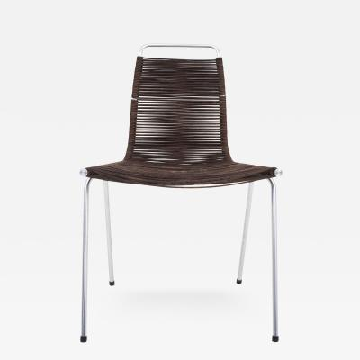 Poul Kj rholm PK 2 Chair with Leather Cord