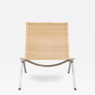 Poul Kj rholm PK 22 Easy Chair in Wicker