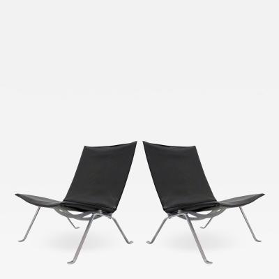 Poul Kj rholm PK22 Chairs by Poul Kjaerholm for E Kold Christensen