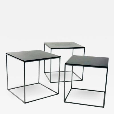 Poul Kj rholm PK71 COFFEE TABLES BY POUL KJAERHOLM FOR FRITZ HANSEN DENMARK