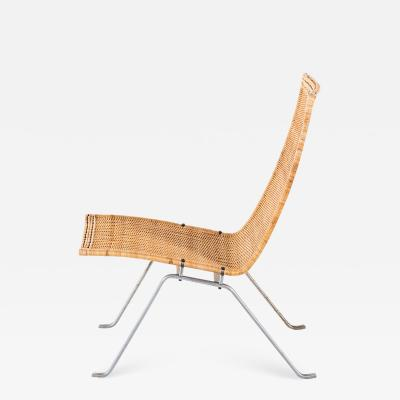 Poul Kj rholm Poul Kj rholm Model PK 22 Easy Chair