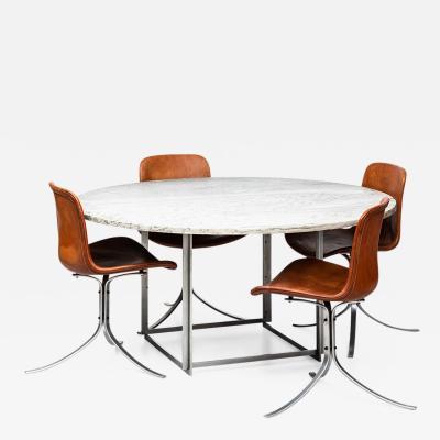 Poul Kj rholm Poul Kj rholm PK 54 dining table