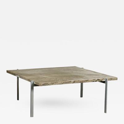 Poul Kj rholm Poul Kj rholm PK 61 Coffee Table for E Kold Christensen 1960s