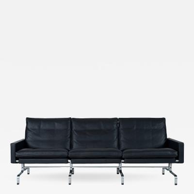 Poul Kj rholm Poul Kj rholm PK31 Three Seat Sofa by Fritz Hansen