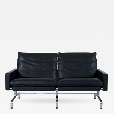 Poul Kj rholm Poul Kjaerholm PK31 Two Seat Settee by Fritz Hansen