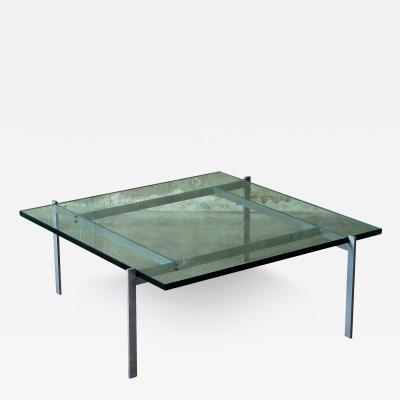 Poul Kj rholm Poul Kjaerholm PK61 Coffee Table