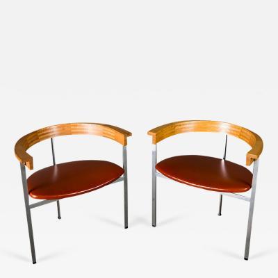 Poul Kj rholm Poul Kjaerholm Set of 6 Chairs