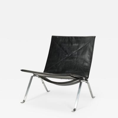 Poul Kjaerholm Kj rholm Poul Kjaerholm Lounge chair PK22 Kold Christiansen 1958