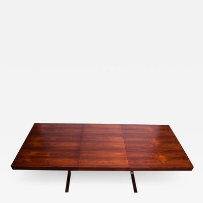 Poul N rreklit Poul N rreklit Low Rosewood Extension Table for Georg Petersens