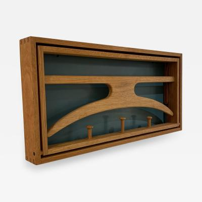 Poul Ostergaard Hoff and Ostergaard Wall Mount Valet