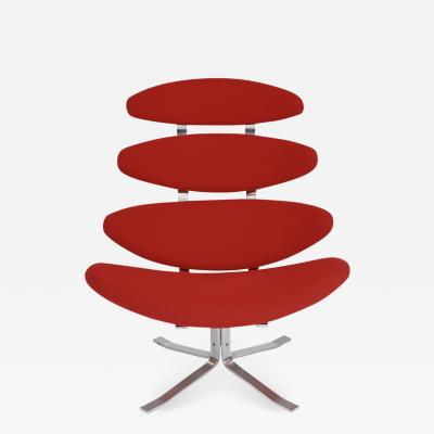 Poul Volther Corona Chair by Poul Volther