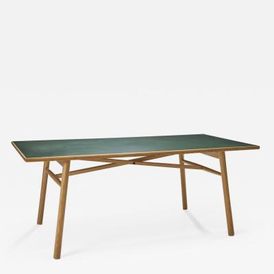 Poul Volther Poul M Volther C35 FDB Dining Table for FDB M bler Denmark 1950s
