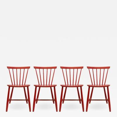 Poul Volther Poul M Volther J46 Chairs