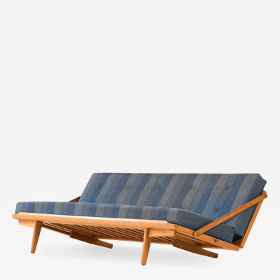 Poul Volther Sofa Daybed Model Diva 981 Produced by Gemla