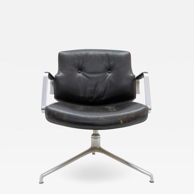 Preben Fabricius Preben Fabricius and J rgen Kastholm Office Chair Model FK84
