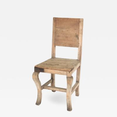 Primitive Swedish Side Chair