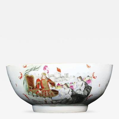 Punch Bowl Qianlong period circa 1755 65
