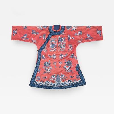 Qing Dynasty Ladys Jacket