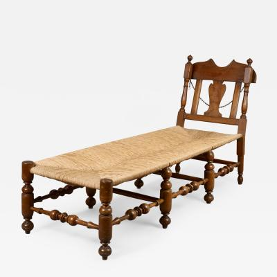 Queen Anne Day Bed