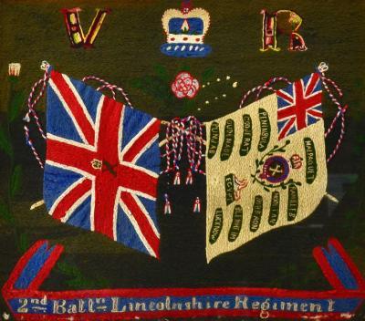 Queen Victoria WWI Era Woolie