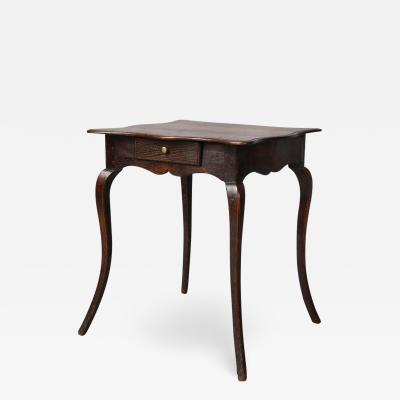 Quirky French Provincial Side Table