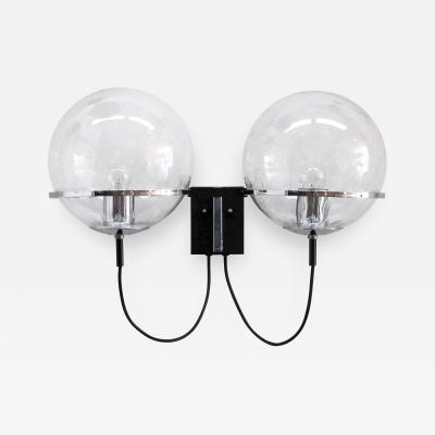 RAAK Double Globe Wall Light by RAAK