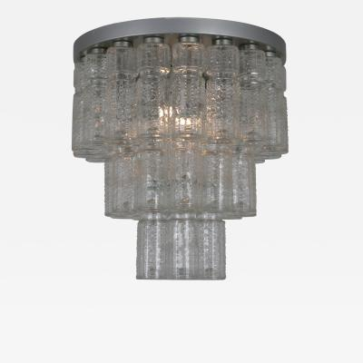 RAAK Lightfall Ceiling Lamp by Raak in the Netherlands 1960s