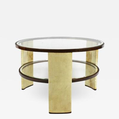 RARE ART DECO SIDETABLE
