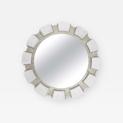 RING Rock Crystal Mirror by Phoenix