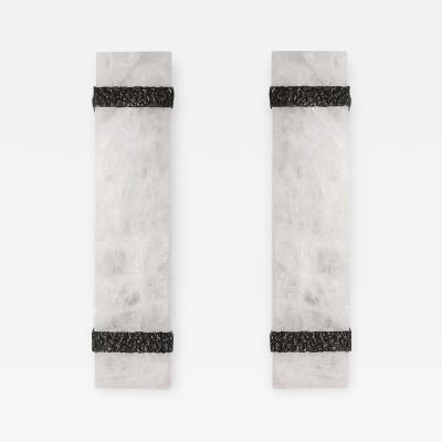 RWH Rock Crystal Sconces by Phoenix