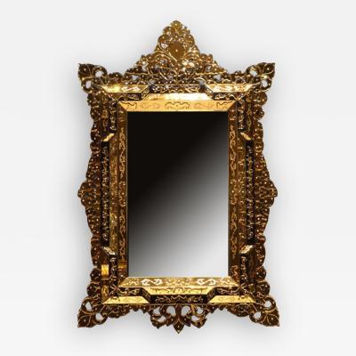 Rabat Monumental Venetian Mirror from Murano