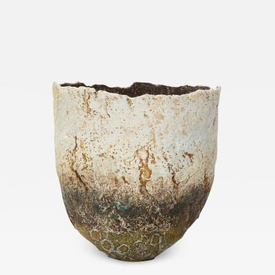 Rachel Wood Studio Built Ceramic Vessel by Rachel Wood