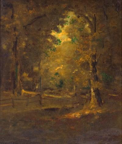 Ralph Albert Blakelock California Landscape
