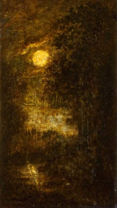 Ralph Albert Blakelock Night
