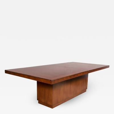 Ralph Lauren Ralph Lauren Modern Hollywood Dining Table Part of a Extensive Lauren Collection