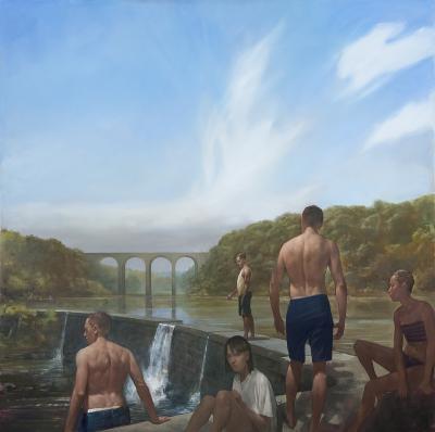 Randall Exon The Falls